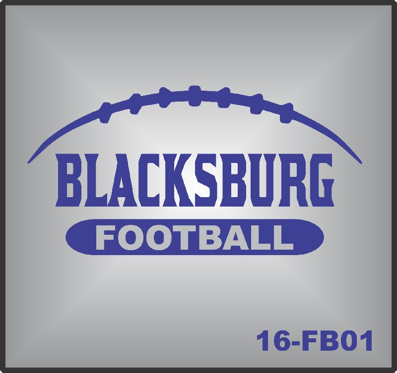 Blacksbutg Football